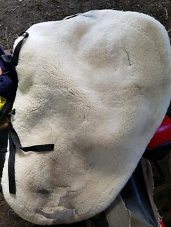 Saddle pads Dlua park