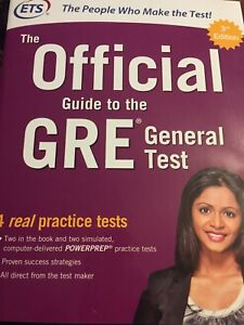 GRE TEXTBOOKS - $10 A BOOK / $25 FOR THE BUNDLE