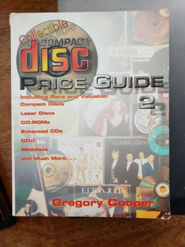 Collectible Compact Disc Price Guide 2 Paperback – Gregory Cooper