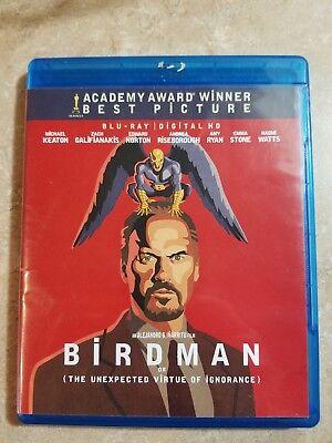 Birdman (Blu-ray Disc, 2015,