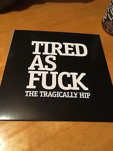 Tragically Hip Record Store Day Single