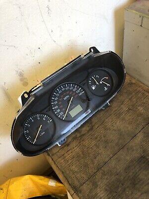 Ford Escort Mk6 Instrument Cluster Dials Gauges Speedo Speedometer