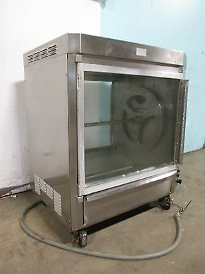 Henny Penny-surechef Hd. Commercial Electric Rotisserie Oven Wdigital Control