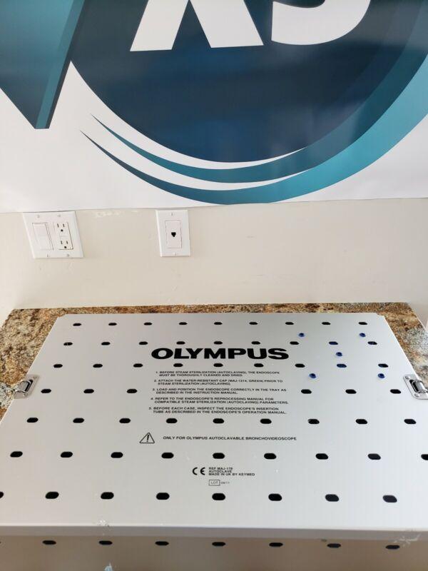 Olympus MAJ-178 Autoclave Sterilization Tray for Bronchovideoscope