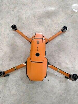 Drone DJI Mavic Pro Fly Drone Quadricottero - Arancione