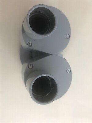 Carl Zeiss Opmi 1 Binocular Head For Surgical Microscope