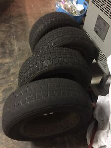 2011 VW JETTA TIRES AND RIMS $250
