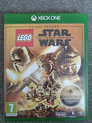 Xbox One Lego Star Wars The Force Awakens With Season Pass