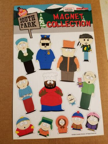 South Park 14 Pc Cast Magnet Set Awesome TV Cartoon Comedy Central