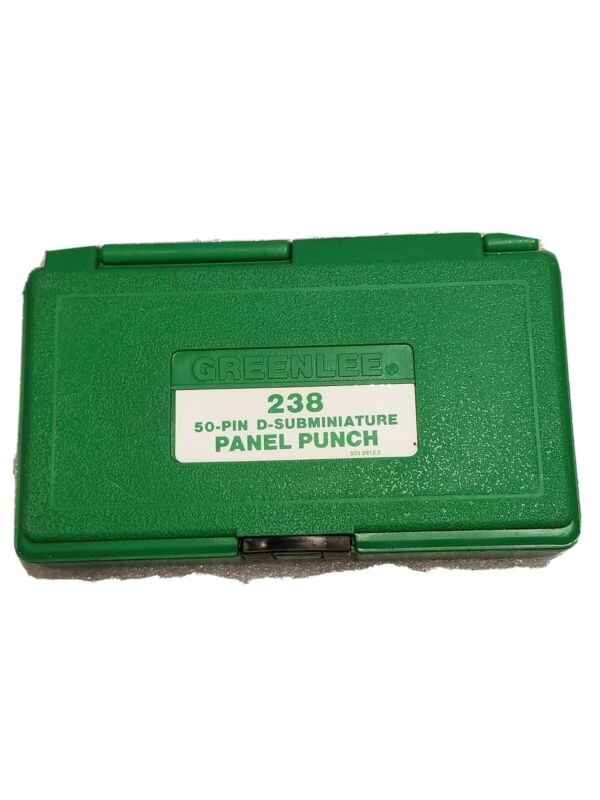 Greenlee 238 50-Pin Punch