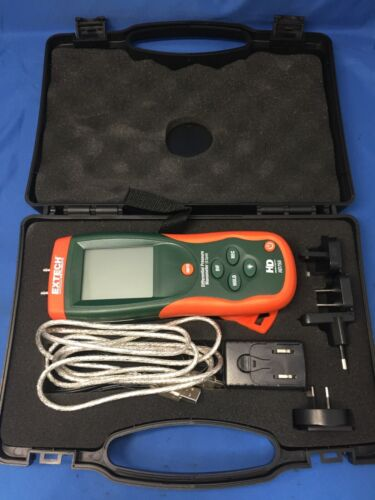 EXTECH INSTRUMENTS HD755 DIFFERENTIAL PRESSURE MANOMETER