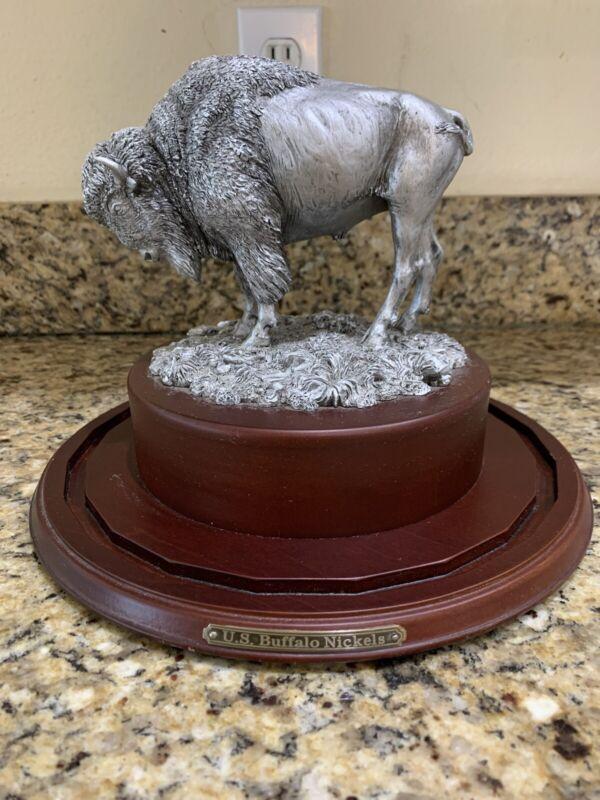 Buffalo Nickel Crystal Collection