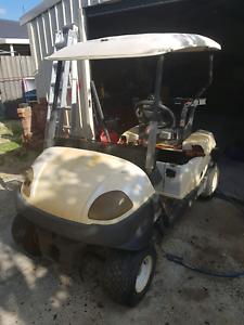 Golf cart project