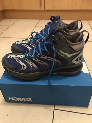 Hoka One One m tor Speed 2 mid Size  7 7.5 8 8.5 9 9.5  Uk Blue