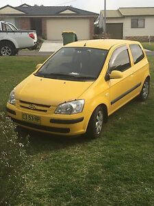Cheap 2004 Hyundai Getz Budgewoi Wyong Area Preview