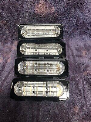 4 Whelen Lfl Liberty Light Bar Lin6a Amber Super Led Modules 5 Watt Diodes
