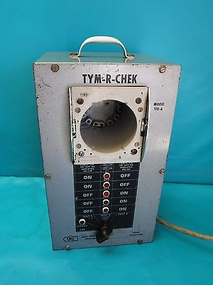 Used Tym-r-chek Model 110-a