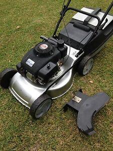 Sanli 4 stroke lawnmower mower runs great Denistone Ryde Area Preview