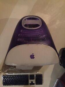 Grape iMac G3