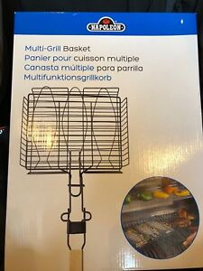 Multi grill basket  for bbq / camp fire