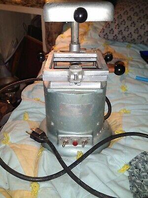 Omnivac V Dental Vacuum Adapter With Heater Vacuum Former