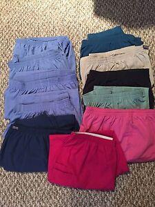 Women's Scrub pants: size 2X