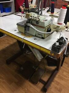 Industrial sewing machine for commercial use, plus more!