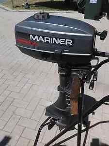 Outboard motor mint condition Landsdale Wanneroo Area Preview