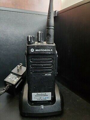 Motorola Xpr3300e Uhf Portable