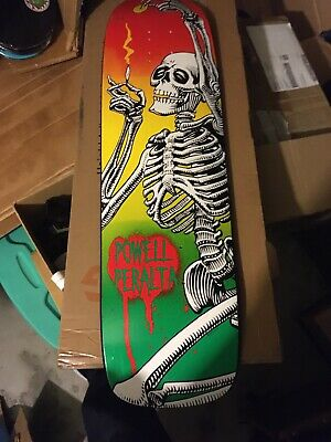 Powell Peralta Hippy Bones Skateboard Deck 8.7