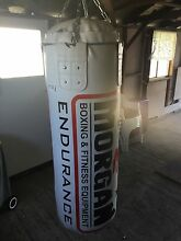 Boxing bag , professional, leather , Morgan sports Gwynneville Wollongong Area Preview