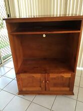 Timber TV Cabinet Currumbin Waters Gold Coast South Preview