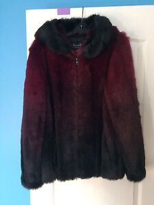 Parkhurst Faux Fur Coat