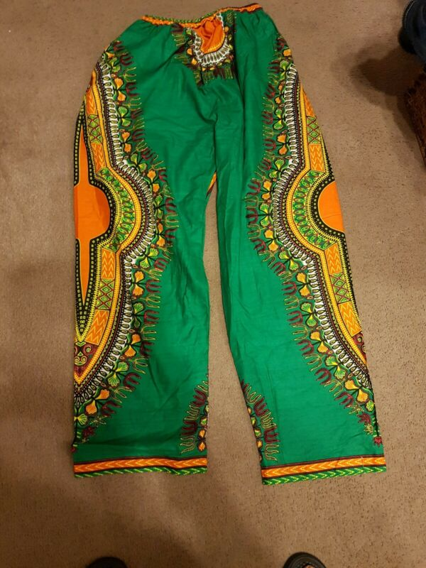 Womens dashiki african pants