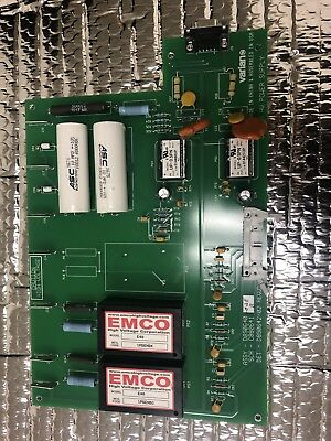 Varian Linac Vacuum Power Supply Hv Pcb