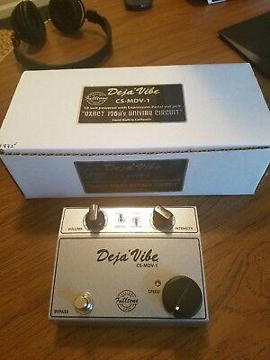 Fulltone Custom Shop Mini Deja Vibe CS-MDV-1