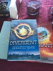 DIVERGENT, INSURGENT, AND ALLEGIANT SERIES