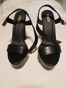 Mikoa black heels Varsity Lakes Gold Coast South Preview