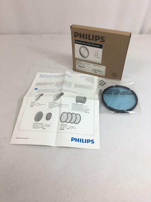 "Philips 120-000080-06 Spread Lens 4.5"" Diameter 41 Degree #6708"