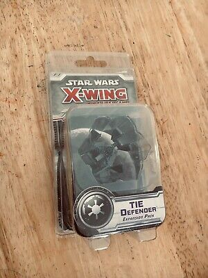 X-Wing Miniatures: Tie Defender - Complete - English/1st Edition