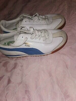 Mens puma trainers size 7 used