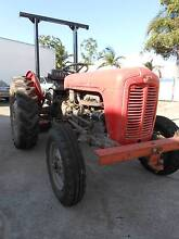 MF 35 Tractor and 4 ft slasher Sumner Brisbane South West Preview