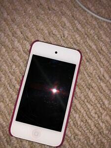 iPod touch 4th génération!