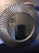 ROUND LARGE MIRROR Naremburn Willoughby Area Preview