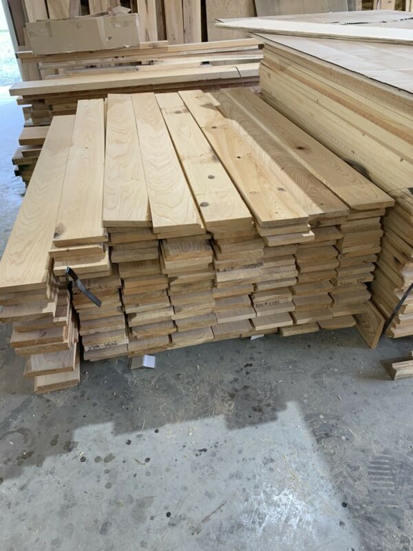 "20 BOARD FEET 4/4x4""x 3'SELECT CYPRESS LUMBER"