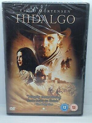 Hidalgo DVD | (Viggo Mortensen) (Omar Sharif) (2004)