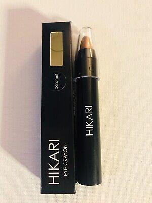 Hikari Cosmetics Eye Crayon Caramel 0.09 Oz/2.5 g New In Box