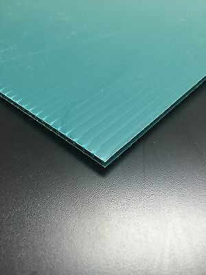 4mm Green 36 In X 24 In 4 Pack Corrugated Plastic Coroplast Sheets Sign