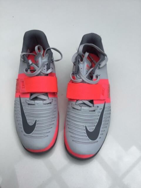 Women s Nike Romaleos 3 lifting shoes size 7.5  8eab5379d