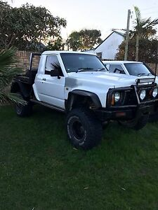 Td42t Nissan patrol custom space cab Bobs Farm Port Stephens Area Preview